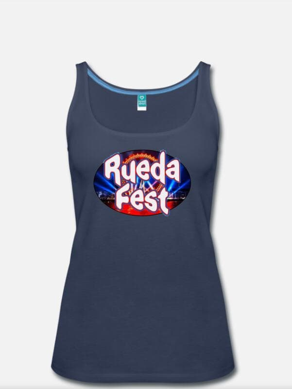 Rueda Fest 2020  Vest Top